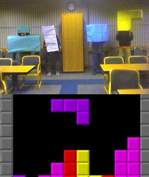 Cosplay Tetris (Foto: Reprodução)