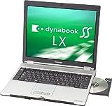 東芝 dynabook SS LX (Centrino PM730,512MB,14.1