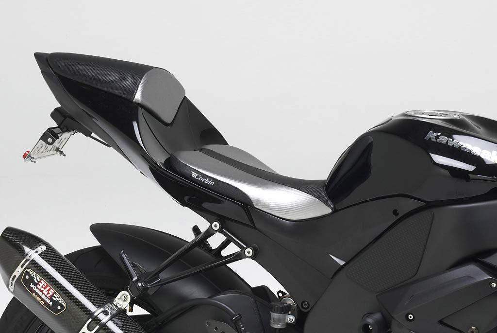 Corbin Motorcycle Seats Accessories Kawasaki Zx 6r 800
