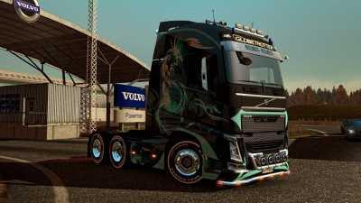 2014-02-10-Volvo FH 2012 Dragon Skin-1s