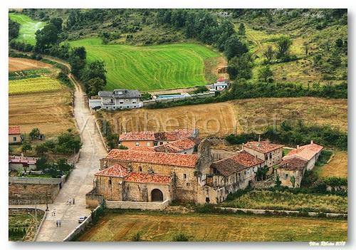 Convento de Vadillo, em Frías by VRfoto