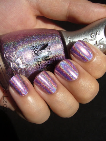 Nfu.Oh #64 Holographic Nail Polish