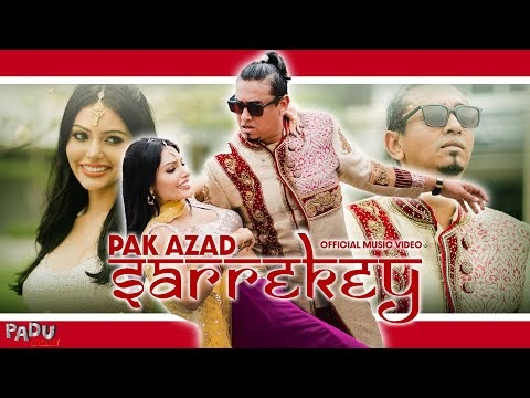Lirik Lagu Pak Azad - Sarrekey (Official Music Video)