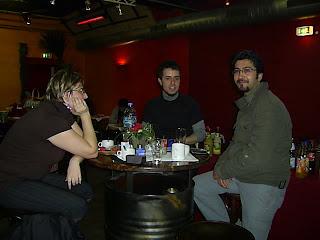Me, Emre and Serkan in Bochum