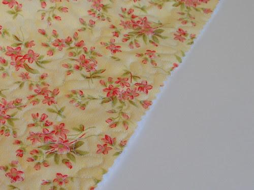 Stippled fabric