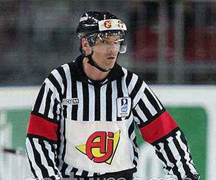 IIHF World Championships referee