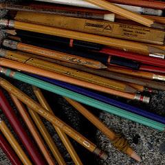pencils found.  ransom sought.
