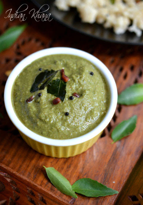 Curry-Leaves-Chutney-Karuveppilai-Chutney-recipe