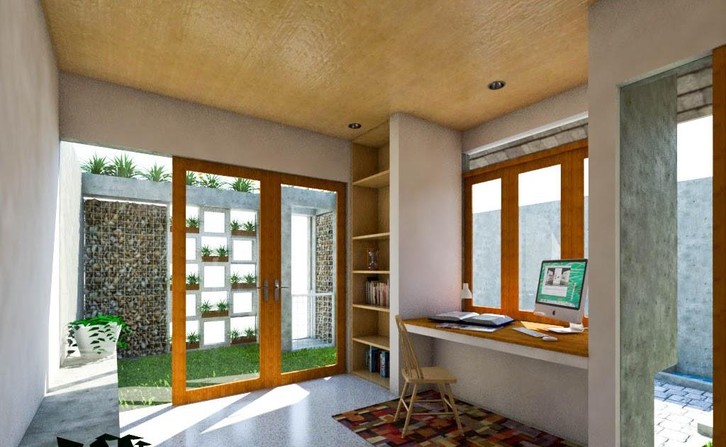 Terbaru 42 Desain Rumah Minimalis Modern 6x12 Konsep Open Space Simple Dan Minimalis