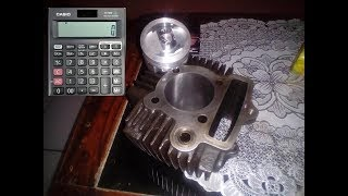 Menghitung Cc Motor