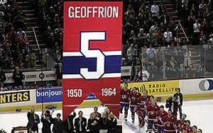 Geoffrion Ceremony