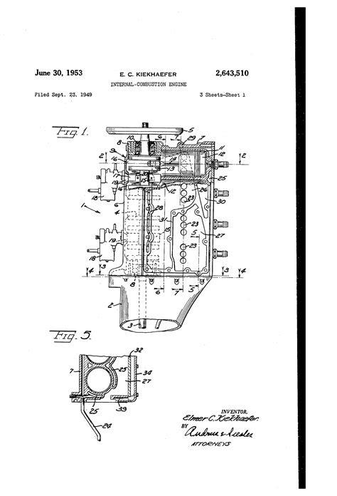 Patent US2643510 - Internal-combustion engine - Google Patents