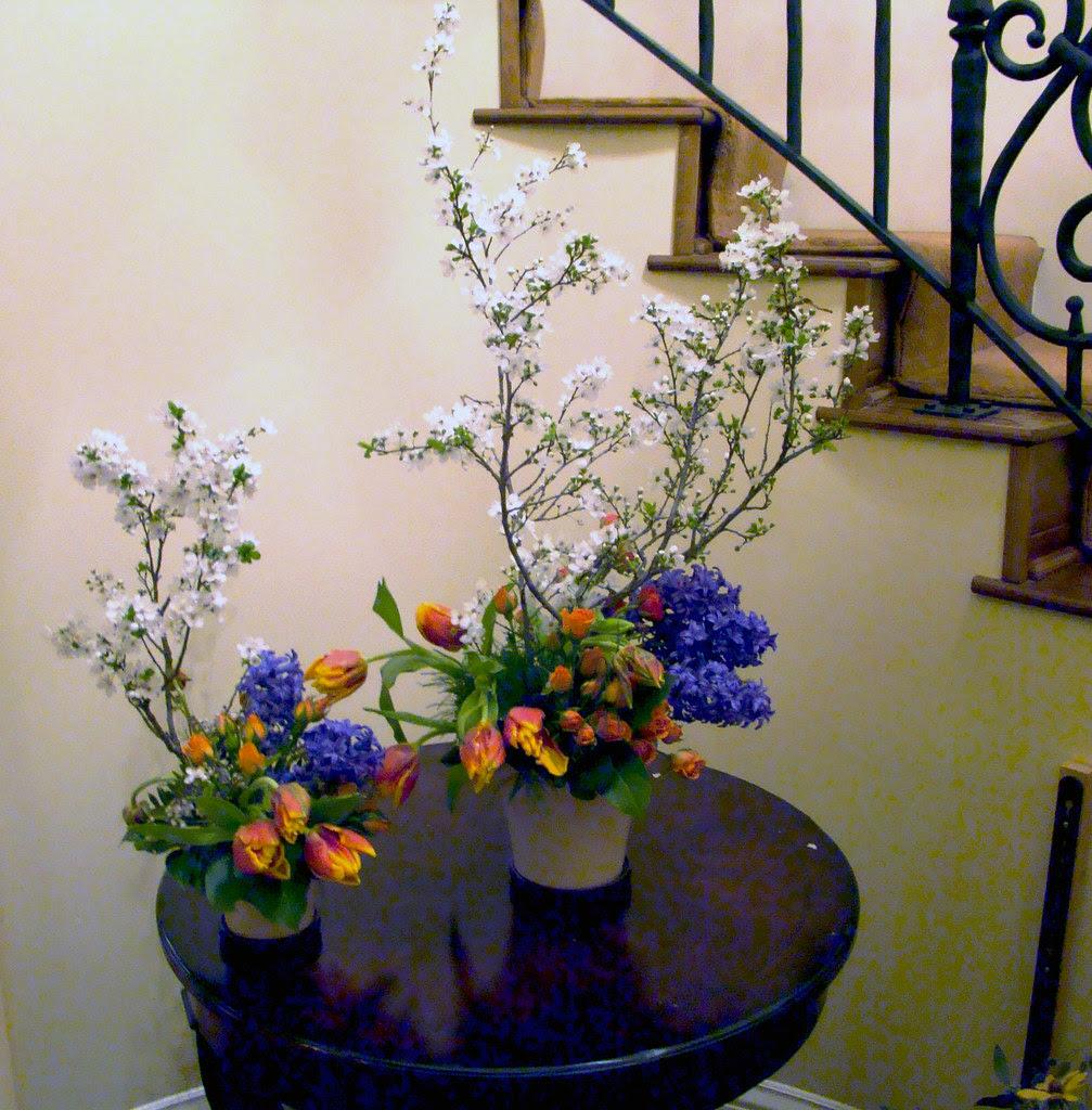 DSC04950 Spring arrangements