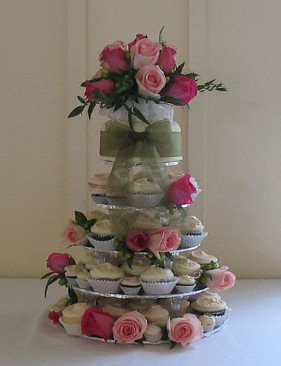 Special Cake For All Moment: Preview : Cupcake wedding