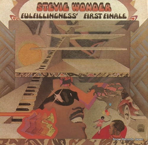 WONDER, STEVIE fulfillingness first finale