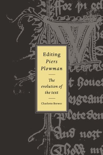 essay on piers plowman and the An essay on william langland's piers plowman and the end of constantinian christianity, by david aers beyond reformation an essay on william langland's piers plowman and the end of constantinian christianity , by.