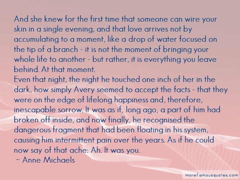 Like A Drop Of Water Quotes Top 55 Quotes About Like A Drop Of