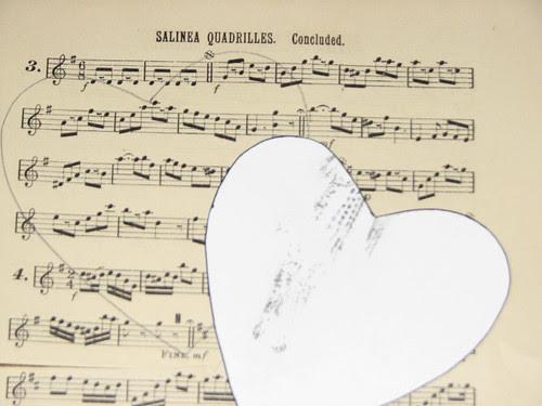 Vintage Valentine #1 - Vintage Sheet Music 003