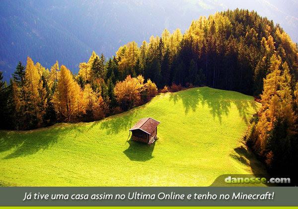 Bons tempos de Ultima Online!