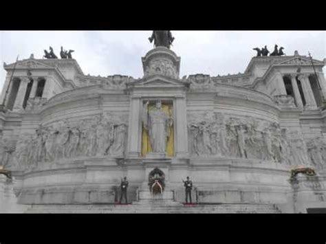 Victor Emmanuel II Monument Wedding Cake Rome, Italy   YouTube