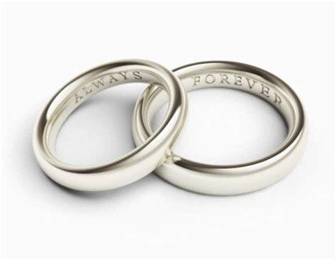 25  best Wedding ring engraving ideas on Pinterest