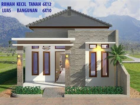 desain rumah minimalis modern rumah kecil  komplit