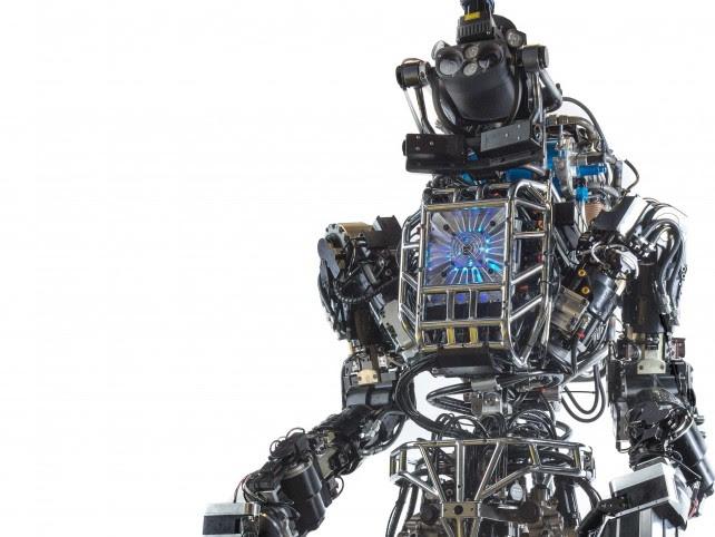 Atlas, DARPA Robot