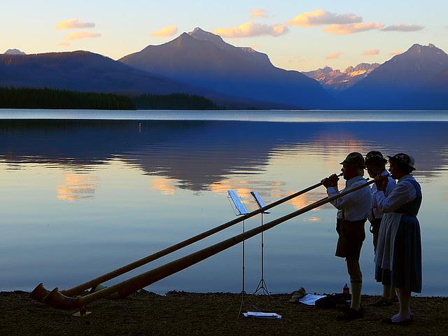 IMG_3120 Lake McDonald at Sunset, Glacier National Park