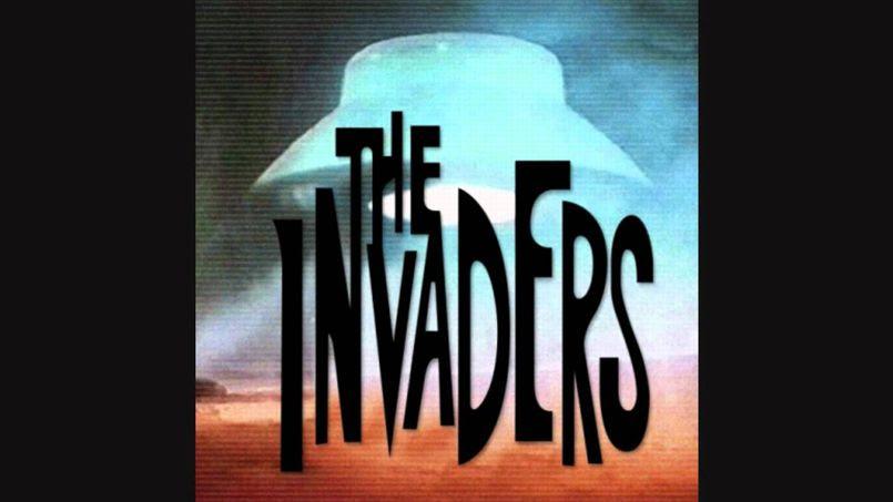 <i>Les Envahisseurs</i>, première apparition des OVNIS sur petit écran.