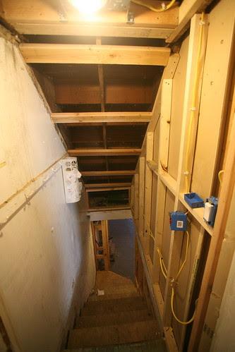 Basement Reno - Framing & Electrical Rough-In