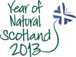 Year of Natural Scotland 2013 logo
