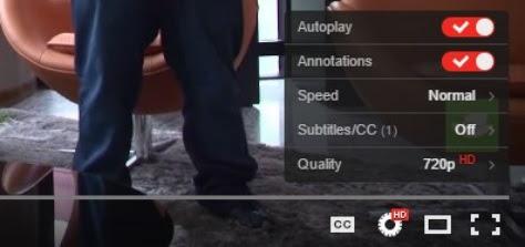 Player do YouTube vai ganhar novo design