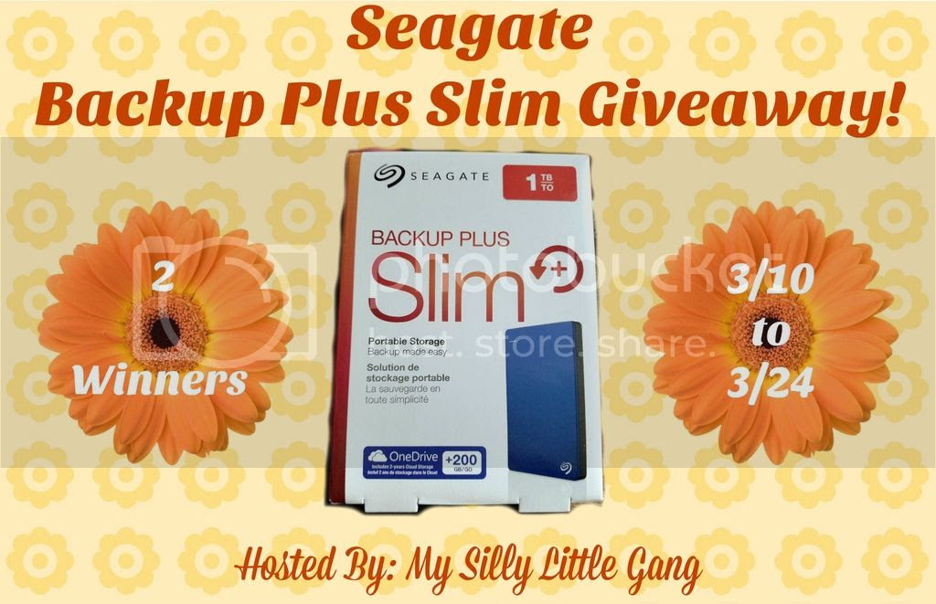 backup plus slim giveaway