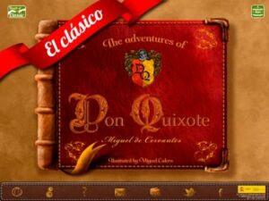 Las Aventuras de Don Quijote de ToC