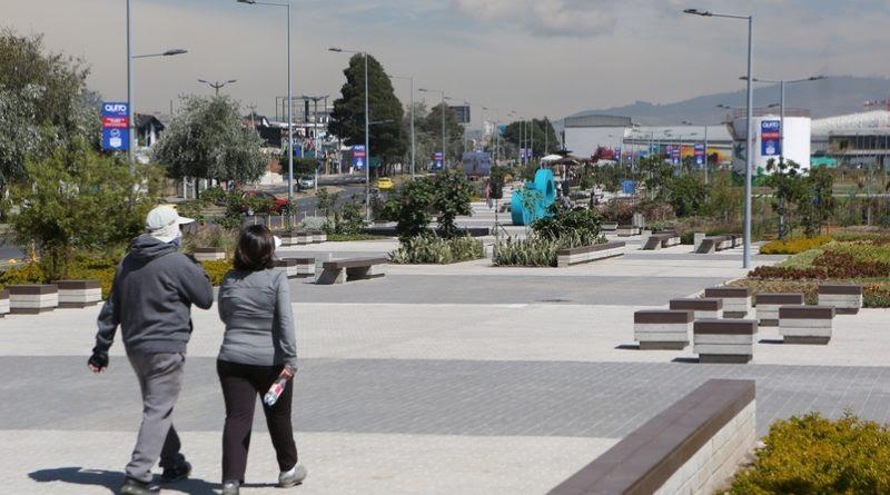 El Parque Bicentenario Sera El Nuevo Polo De Desarrollo De Quito