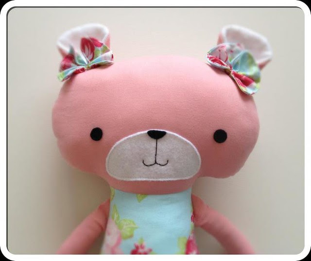 sew beautibelle teddy 2