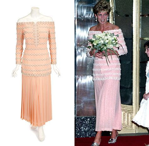 Princess Diana dresses on sale   HELLO!