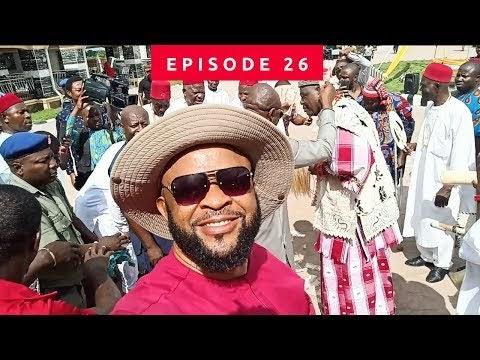 Igwe Ezedike of Ukwulu cuts New Yam