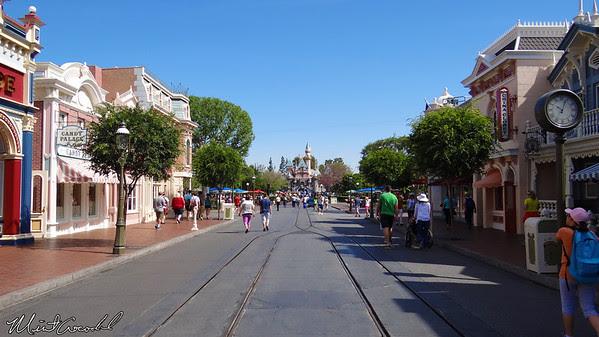 Disneyland Resort, Disneyland, Main Street