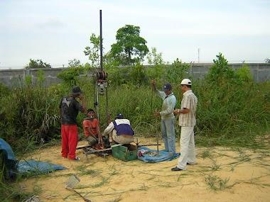 Cari Jasa Boring Tanah Terpercaya di Indonesia