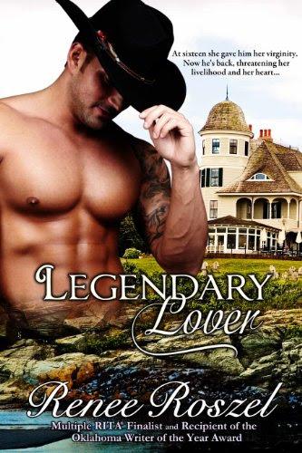 Legendary Lover by Renee Roszel