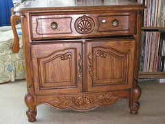 Curbside Cabinet