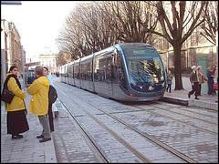 Citadis Bordeaux Tram
