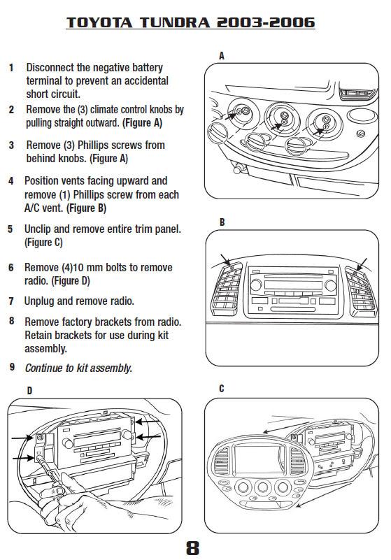 03 Tundra Radio Wiring Diagram Wiring Diagrams Functional Functional Adriengirod Fr