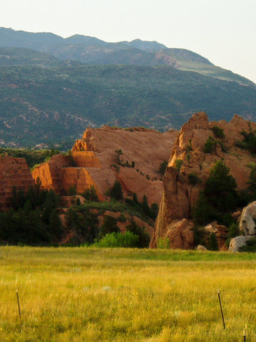 Mining Ridge