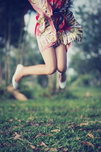 jump for joy - thespacesofmyheart via tumblr