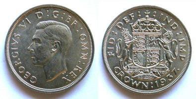 1937 crown