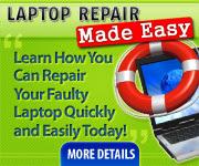 Laptop Repair Made Easy™