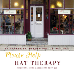 Hat therapy Hebden bridge