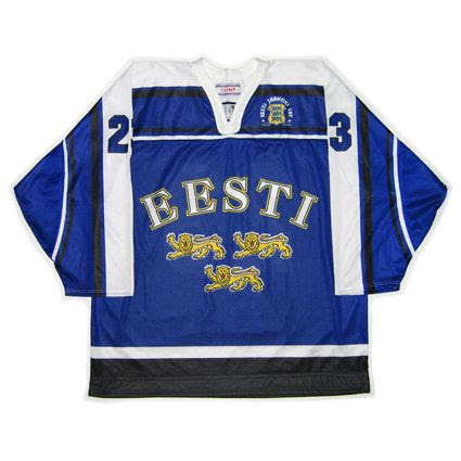 Estonia 2007 jersey photo Estonia 2006-07 F.jpg